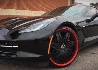Corvette Affilato