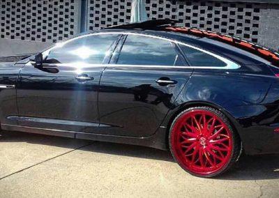 Jaguar XJL Pazzo Red