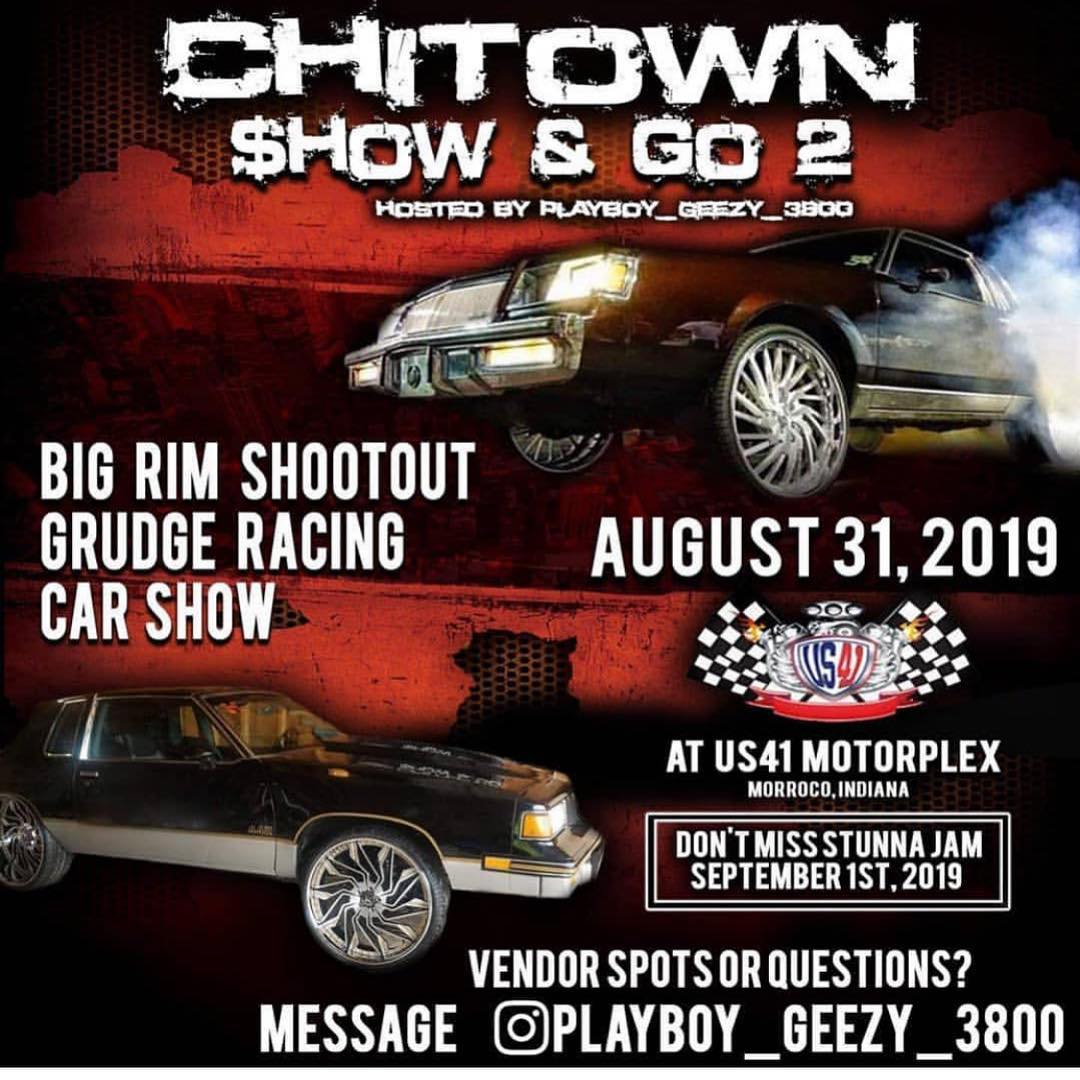 Tow N Go >> Chi Town Show Go Rucci Forged