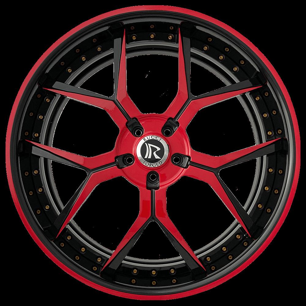 Da Corsa-Red-Black-BlackRedBarrel