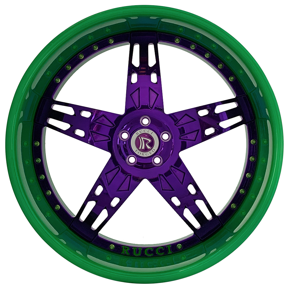 Rollie-TwoTone-Green-Purple-GreenBarrel