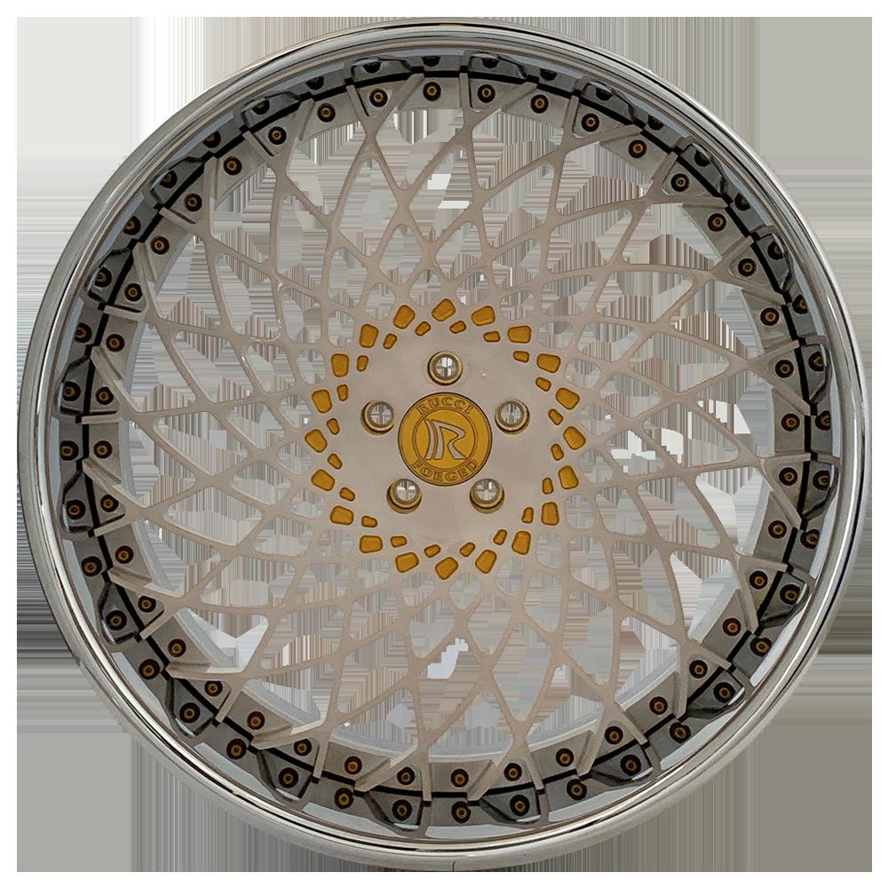 Toronado-White-YellowAccents-ChromeBarrel